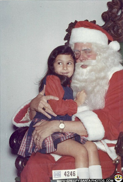 santa-gropes-girl