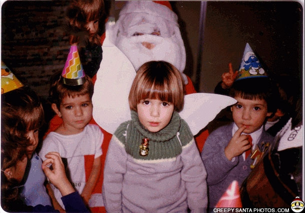 4-year-old-birthday-party-santa