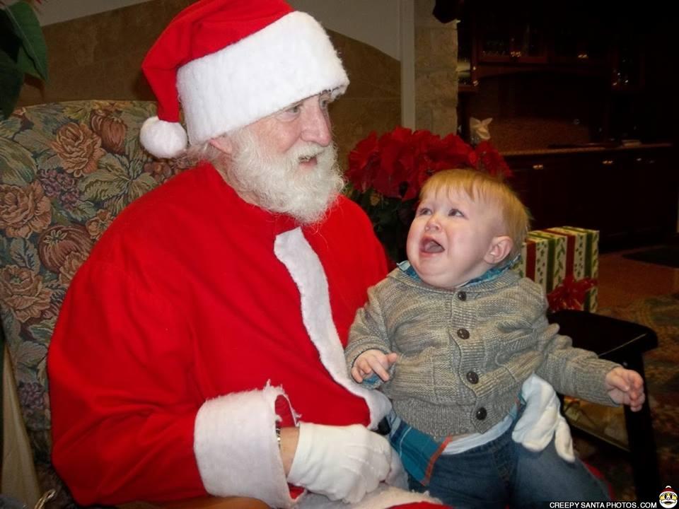 Santa nightmare