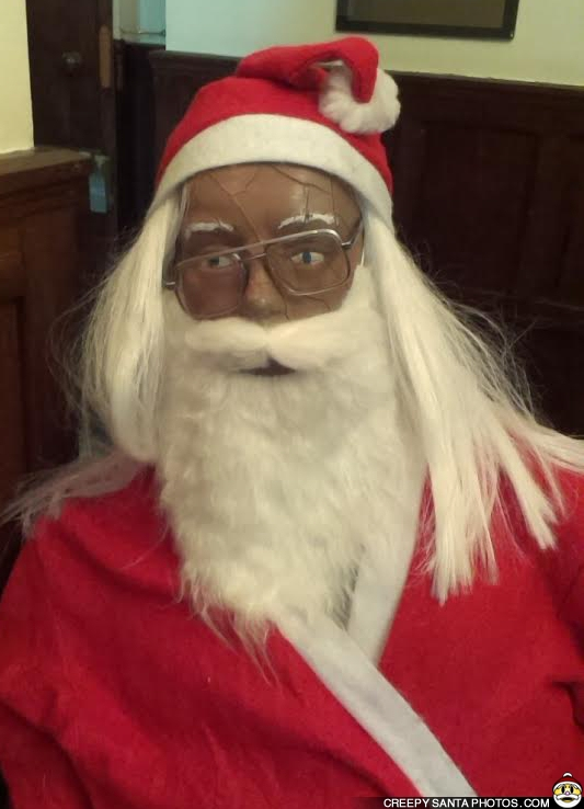 creepy black manequin santa2